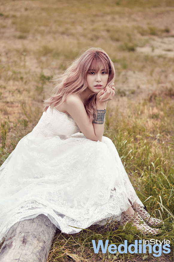 Monique Lhuillier by Soyoo Bridal, Instyle Wedding