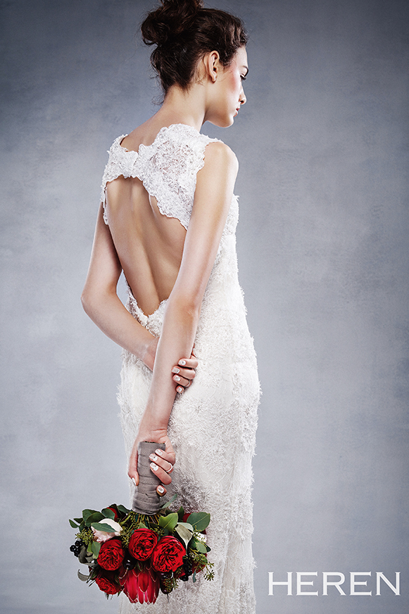 Monique Lhuillier by Soyoo Bridal, Heren